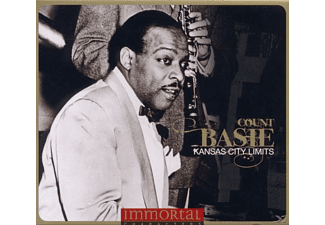 Count Basie - Kansas City Limits - (CD)
