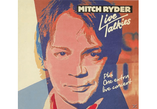 Mitch Ryder - Live Talkies & Easter In Berlin - (CD)