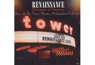 VARIOUS - Dreams & Omens-Live At Tower Theatre 1978 Philad - (CD)