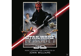John Williams / London Symphony Orchestra - Star Wars - Episode I - Die dunkle Bedrohung/OST - (CD)