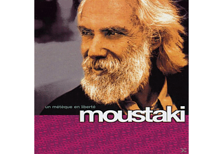 Georges Moustaki - Best Of: Un Meteque En Liberte - (CD)
