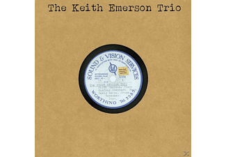 Keith -Trio- Emerson - The Keith Emerson Trio - (CD)