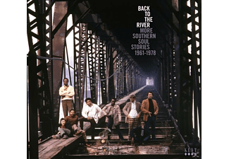 VARIOUS - Back To The River-More Southern Soul Stories 196 [CD]