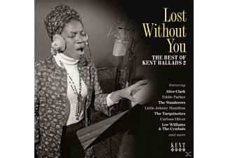 VARIOUS - Lost Without You-The Best Of Kent Ballads 2 [CD]