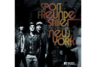 Sportfreunde Stiller MTV UNPLUGGED IN NEW YORK (BEST OF) Deutschpop CD