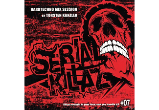 VARIOUS - Hardtechno Mix Session - (CD)
