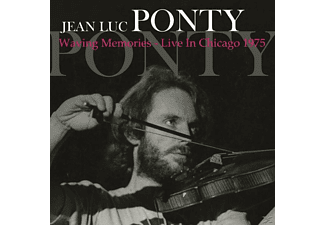 Jean-luc Ponty - Waving Memories-Live In Chicago 1975 - (CD)