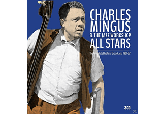 Charles Mingus, The Jazz Workshop All Stars - Complete Birdland Broadcasts 1961-62 - (CD)