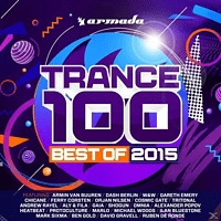 VARIOUS - Trance 100-Best Of 2015 [CD]