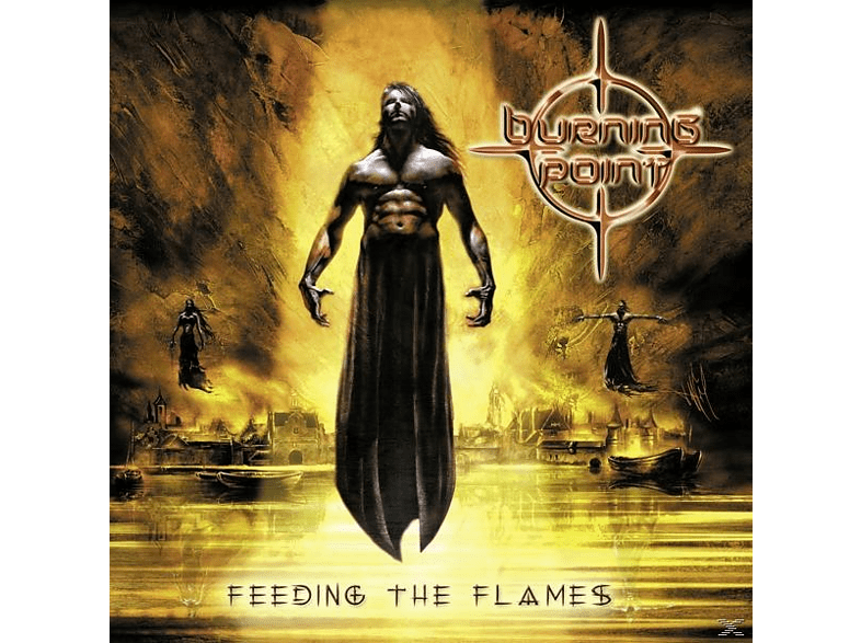 Burning Point - Feeding The Flames (Re-Release) [CD]