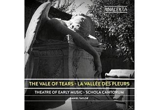 Daniel Taylor, Theatre Of Early Music, Schola Cantorum - The Vale Of Tears - (CD)