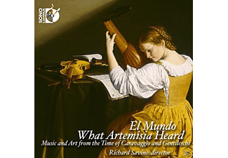 Richard Savino - What Artemisia Heard - (CD)