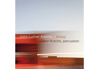 John Luther Adams - Ilimaq - (CD + DVD Video)