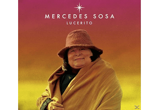 Mercedes Sosa - Lucerito - (CD)