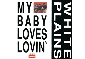 White Plains - My Baby Loves Lovin' - (CD)