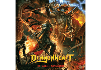 Dragonheart - The Battle Sanctuary - (CD)