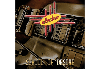 Alectro - School Of Desire - (CD)