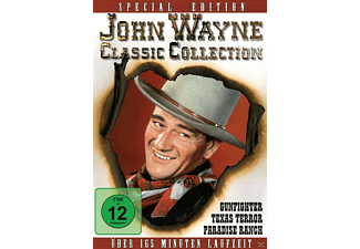 John Wayne Classic Collection - (DVD)