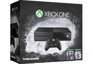 MICROSOFT Xbox One Rise of the Tomb Raider Bundle  - (KF7-00031)