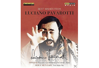 Luciano Pavarotti - Best Wishes From Luciano Pavarotti - (Blu-ray)