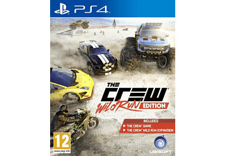 The Crew - Wild Run NL/FR PS4