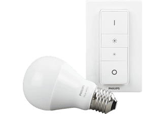 PHILIPS 45252300 Hue, Wireless Dimming Kit, 9.5 Watt, kompatibel mit: Einzelbetrieb