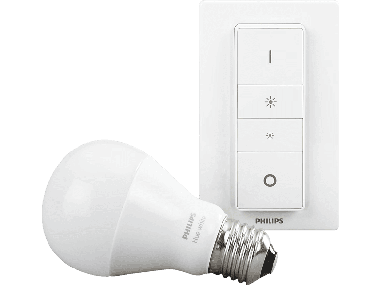 PHILIPS 45252300 Hue Wireless Dimming Kit Warmweiß