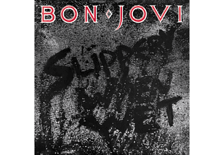 Bon Jovi - Slippery when wet CD
