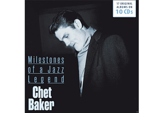 Chet Baker - 10 Original Albums - (CD)