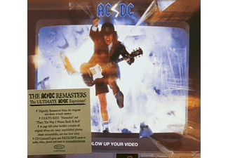 AC/DC - BLOW UP YOUR VIDEO (DIGI/DIGITAL REMASTERED) - (CD)