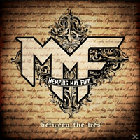 Memphis May Fire - Between The Lies (Ep) [Single] [CD]