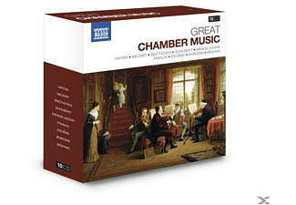 VARIOUS - Great Chamber Music - (CD)