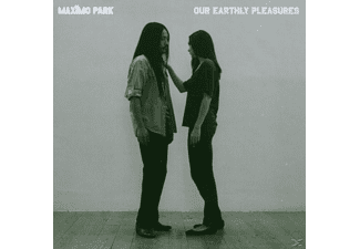 Maximo Park - Our Earthly Pleasures - (CD)