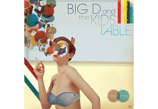 Big D The Kids Table - Fluent In Stroll - (CD)