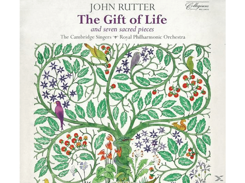Royal Philharmonic Orchestra, The Cambridge Singers - The Gift Of Life/+ [CD]