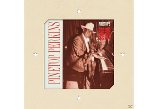 Pinetop Perkins - Pinetop's Boogie Woogie - (CD)
