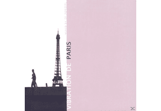VARIOUS - Vibration De Paris/DJ Jondal - (CD)