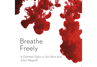 Julian Wagstaff - Breath Freely - (CD)