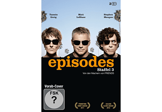 Episodes - Staffel 3 - (DVD)