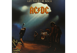 AC/DC - Let There Be Rock - Limited Edition (Vinyl LP (nagylemez))