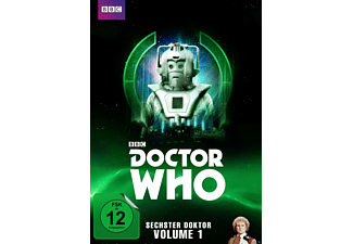 Doctor Who - Sechster Doktor - Volume 1 - (DVD)