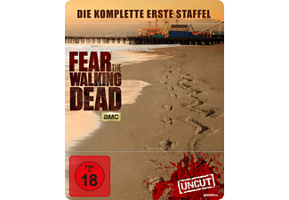 Fear the Walking Dead - Staffel 1 (Steel-Edition) - (Blu-ray)