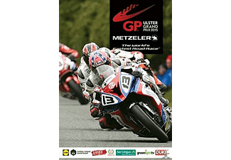 Ulster Grand Prix 2015 Review - (DVD)