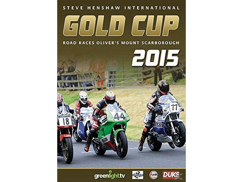 Gold Cup Mount Scarborough 2015 [DVD]