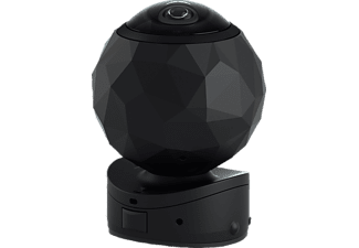 360FLY 360Fly Lifestyle Cam Life Blogging Cam, WLAN, Schwarz