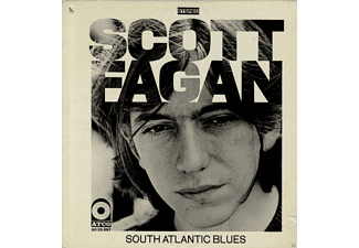 Scott Fagan - South Atlantic Blues - (LP + Download)