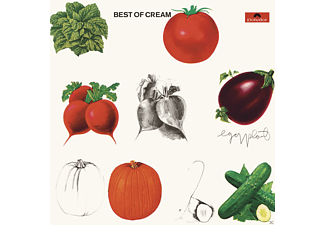 Cream - Best Of Cream (Ldt.Back To Black Vinyl) - (Vinyl)