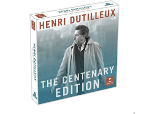 VARIOUS - Henry Dutilleux-The Centenary Edition - (CD)