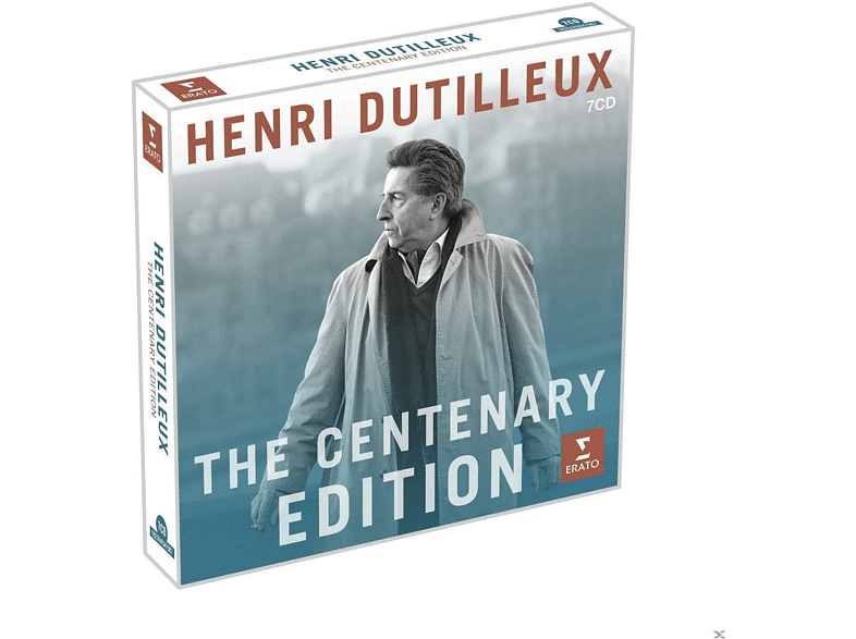VARIOUS - Henry Dutilleux-The Centenary Edition [CD]