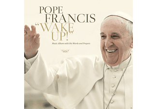 Pope Francis - Wake Up - (CD)